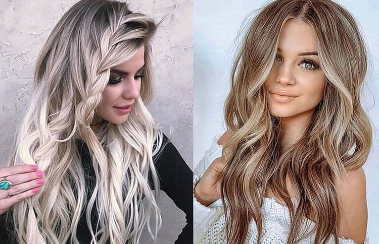 Long hairstyles for women in 2020